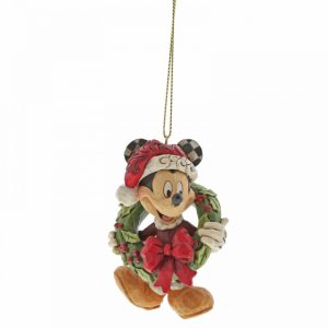 Disney Traditions - Mickey Mouse Hanging Ornament: Suspension
