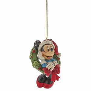 Disney Traditions - Minnie Mouse Hanging Ornament/Suspension